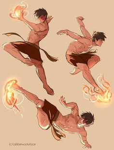 Today's gesture drawings turned into Zuko and I'm not even sorry. Commission Info!