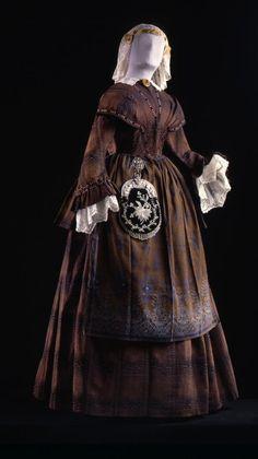 fries dames kostuum