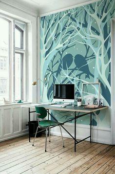 Azalea's work in the office.-Ares