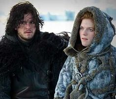 'Game of Thrones' couple Kit Harington and Rose Leslie dating in real life!
