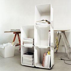 Inspirational Simpler stapelbarer Stauraum Die BIN Stapelboxen die der anerkannte deutsche Designer Stefan Diez f r Authentics entworfen hat pr sentieren sich als
