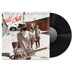 $19.98  Pre-Sale - vinyl copy of Tyler Bryant & the Shakedown's new album, Wild Child. Available January 22, 2013. First 500 copies (CD & vinyl) will be signed by the band.