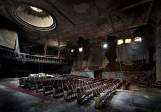 old theatre