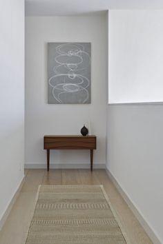 West 19th St. Penthouse Hallway, Suzanne Shaker Inc. | Remodelista Architect / Designer Directory