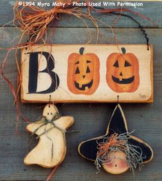 000102 (6) Boo Signs