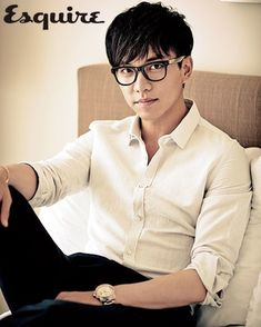 25 Hot Korean Actors who Magically Look Hotter in Glasses