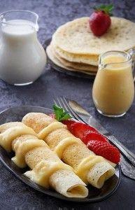 Moroccan pancakes Beghrir
