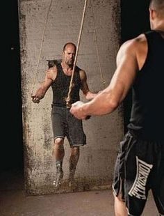 How To Build A Body Like Jason Statham by MunFitnessBlog.com