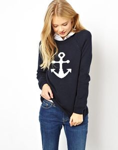 Image 1 of Jack Wills Anchor Jumper