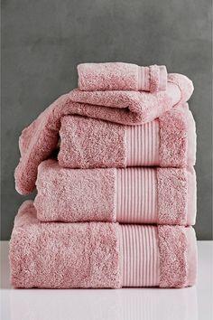 Next Egyptian Cotton Towel -  Pink