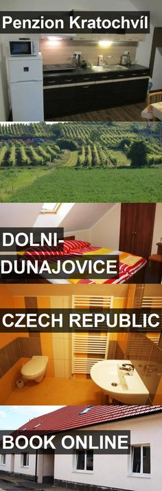 Hotel Penzion Kratochvíl in Dolni-Dunajovice, Czech Republic. For more information, photos, reviews and best prices please follow the link. #CzechRepublic #Dolni-Dunajovice #travel #vacation #hotel