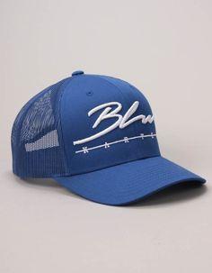 Blue Cartel Blue Logo Cap | Accent Clothing