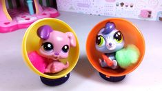 Easy Custom DIY LPS Doll Accessories: How to Make a Tiny Chair ♦ Furnitu...