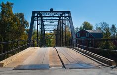 War Eagle Mill - Bridge Restoration: September 2010