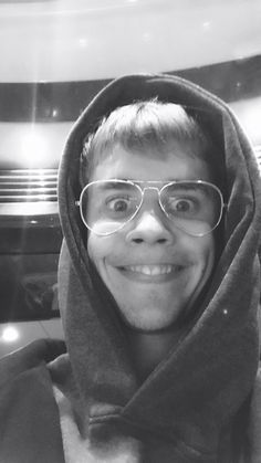 He's such a dork