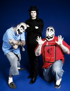 Jack White Collaborates With Insane Clown Posse to Cover Mozart. For Real.  OMG how have I never heard of this before??  Genius.