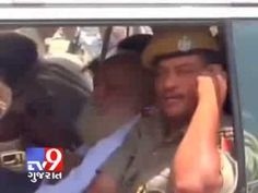 Asaram arrested by jodhpur police, after the allegation of molestation was made against spiritual leader AsaramBapu by a minor girl. Ahmedabad city police has mounted security around Asaram's ashram to maintain law and order and to avoid any unwanted incident.