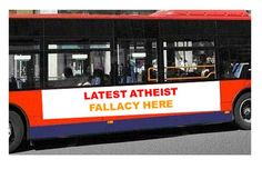 Atheist Bus Ads and Billboards