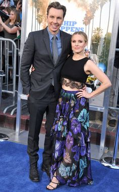 Happily Ever After: kristen-bell-and-dax-shepard-romance-rewind