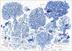 ミナ・ペルホネン (mina perhonen)『紋黄蝶 2012-2013 Autumn/Winter Collection』
