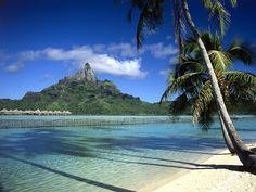Bora Bora, a place I'd like to go someday