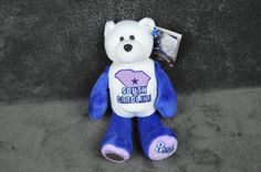 South Carolina Quarter Limited Treasures Coin Bear Plush, Eighth State  NWT   #LimitedTreasures