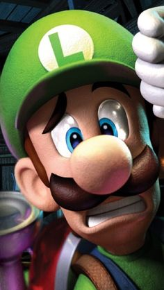 Confession: Luigi is better than Mario.