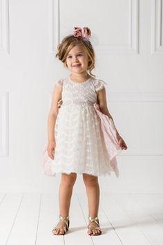 Προβολή λεπτομερειών για το SALVATORA βαπτιστικό φόρεμα κορίτσι Baby Girl Dresses, Flower Girl Dresses, Wedding Dresses, Photography, Fashion, Gowns, Fotografie, Moda, Bridal Dresses