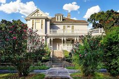 Historic Galveston home, built in the 1890's, is a treasure. Built for Felix Mistrot, a successful merchant, the home is embellished with French Art Nouveau interiors. The home withstood the 1900 Galveston hurricane and today has gently manicured grounds, central air conditioning, remodeled kitchen, gleaming hardwood floors, grand staircases, large rooms, gentle sunlight and wrapping porches. Walk to The Gulf of Mexico for a swim. A must see.  var OB_platformType=3; var OB_PlugInVer=&#...
