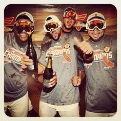 #SFGiants #NLWestChamps