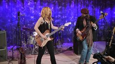 Samantha Fish - Black Wind Howlin' - Don Odells Legends She was amazing on Friday night at the 2015 Cincy Blues Festival