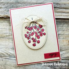Las Vegas, NV Stampin' Up! Demonstrator Jeanna Bohanon, 2012 and 2013 Artisan Design Team member. Featuring cards, scrapbook pages and more created with Stampin' Up! Fall Cards, Christmas Cards, Christmas 2019, Christmas Paper, Holiday Cards, Christmas Ideas, Stampin Up Paper Pumpkin, Pumpkin Cards, Stamping Up Cards