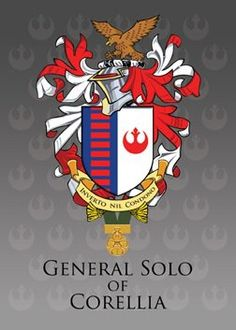 Han Solo Coat of Arms