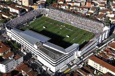 Estadio Urbano Caldeira, mais conhecido como Vila Belmiro e um estadio de futebol da Baixada Santista  e abriga o Santos Futebol Clube - Santos - Sao Paulo - Pesquisa Google