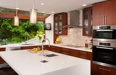 Contemporary Comfort - contemporary - Kitchen - Seattle - Revel Design Studio