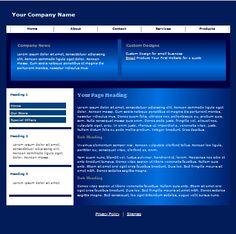 Free Website Templates 211 ~ html website templates Free Html Website Templates, Company News, Affiliate Marketing, How To Make Money, Web Design, Design Web, Website Designs, Site Design