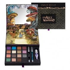 Urban Decay Alice in Wonderland palette