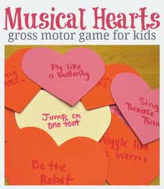 Musical activity for the family - can't wait to do this one!