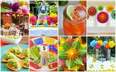 Coming Soon - Future home of something quite cool Retirement Parties, Birthday Parties, Birthday Ideas, Fun Party Themes, Party Ideas, Paper Flower Arrangements, Fiesta Colors, Fiesta Decorations, Mexican Party