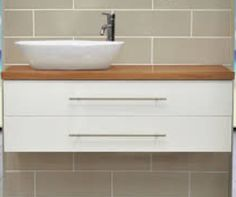 Best Bath Room Vanity Timber The Block 36 Ideas Timber Bathroom Vanities, Bathroom Bench, Timber Vanity, Wooden Vanity, Wood Bathroom, Laundry In Bathroom, White Bathroom, Bathroom Furniture, Bathroom Storage