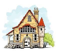 векторные сказочные домики - Поиск в Google