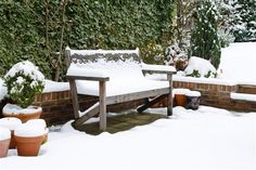How To Over-Winter Teak Patio Furniture Teak is prized as an outdoor furniture material at places like Teak Barn because it weathers gracefully. The wood begins as a light tan aging to a silvery gray. Its not prone to drying out cracking or other common weather and sun damage problems that affect other woods. You can even leave it outdoors through winter although taking a few precautions will ensure a heavy covering of snow doesnt damage the teak. Protection Is Key Although teak can survive…