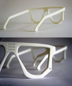 3D Printed Glasses Design by Terry(Dong-young) Lee at Coroflot.com
