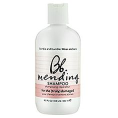 $29, Bumble & Bumble Mending Shampoo for colored or chemically-treateded hair