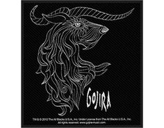 Gojira Horns - Official Patch