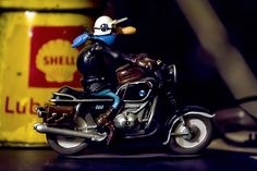 Raoul Toujourd, BMW R 90/6 by -John Gulliver- #flickstackr  Flickr: http://flic.kr/p/q2UdbF