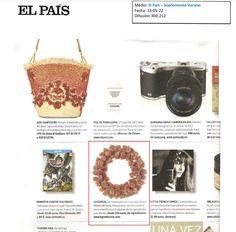 Aparición de Ingredíssimo en el Suplemento Verano del diario El País