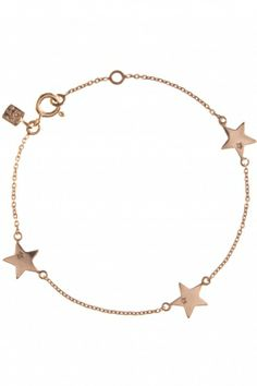 make this cute rose gold plated #bracelet the #star of your outfit I NEWONE-SHOP.COM