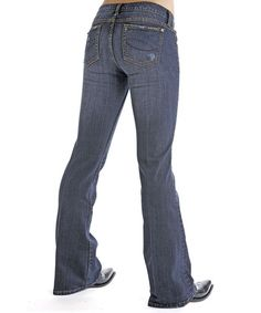 Another great find on #zulily! Ink Wash 816 Classic Bootcut Jeans by Stetson #zulilyfinds
