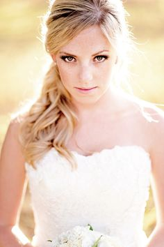 one of the most gorgeous images & brides I've ever seen.